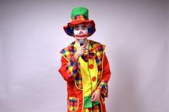 Sesja - klaun